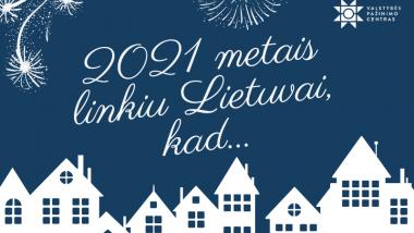 2021 metais linkiu Lietuvai, kad...