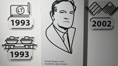 Prezidentas Valdas Adamkus mini 94-ąjį gimtadienį
