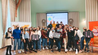Valstybės pažinimo centro komanda lankėsi Kalvarijos bei Kybartų gimnazijose!