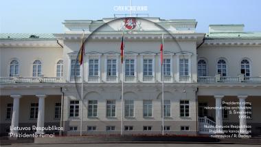 Open House Lietuvos Respublikos Prezidento rūmuose liepos 3-4 dienomis!