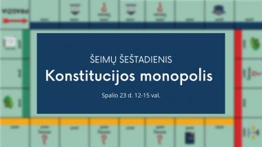 ŠEIMŲ ŠEŠTADIENIS II KONSTITUCIJOS MONOPOLIS