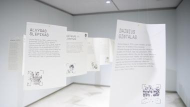 """Vilnius review: """"Šiuolaikinė lietuvių poezija: eilėraščiai mieste"""""""