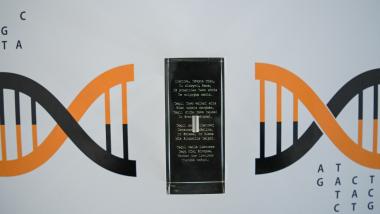 DNR molekulėje užkoduotas Lietuvos himnas