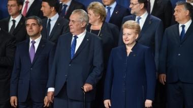 Prezidentė dalyvauja NATO viršūnių susitikime Briuselyje