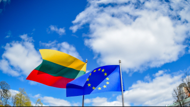 Lietuvai Europos Sąjungoje – 15!