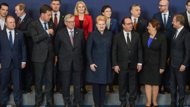 Prezidentė dalyvaus Europos Vadovų Taryboje