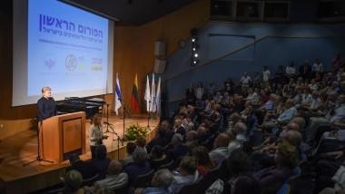 Litvakų viešoji diplomatija svarbi Lietuvai