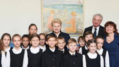 Pilietiški mokytojai – stipri Lietuva