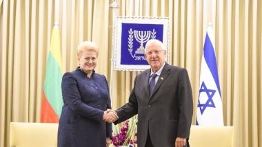 Lietuvai ir Izraeliui – sudėtingi iššūkiai
