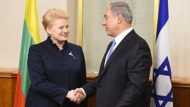 Aktyvesnis bendradarbiavimas – abipusė nauda Lietuvai ir Izraeliui