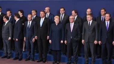 ES imasi veiksmingų priemonių migracijos krizei suvaldyti